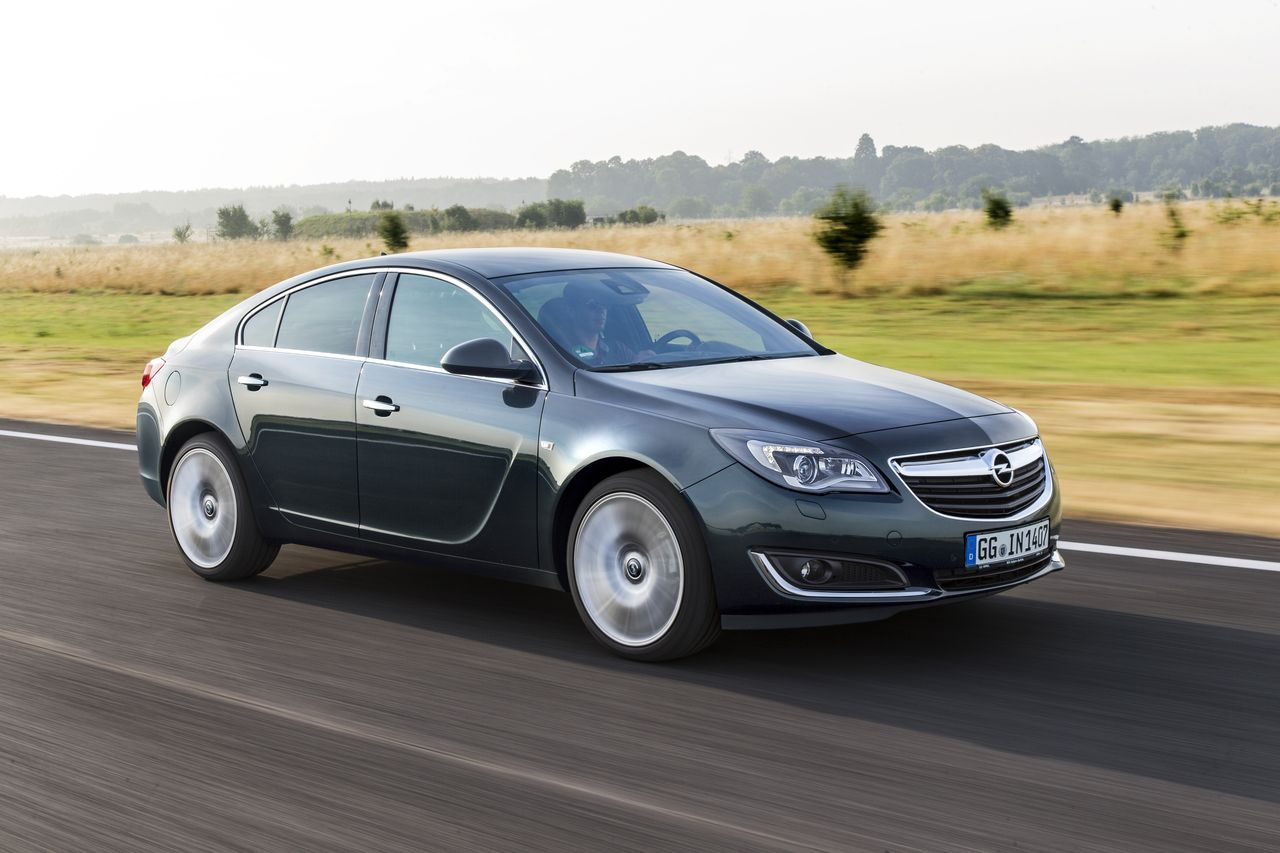 essai opel insignia 2015 le progr s a un prix photo 2 l 39 argus. Black Bedroom Furniture Sets. Home Design Ideas
