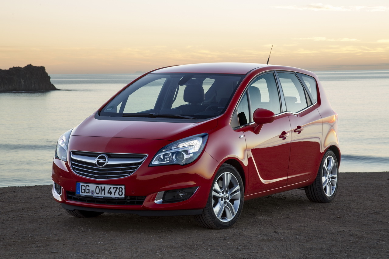essai opel meriva ii 2014 un diesel enfin en accord avec sa modernit l 39 argus. Black Bedroom Furniture Sets. Home Design Ideas