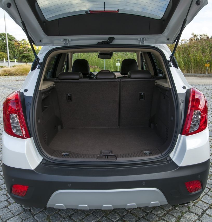 Essai opel mokka 1 6 cdti le mokka a chang son moulin for Interieur opel mokka