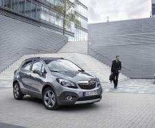 Opel Mokka 2015 vue avant