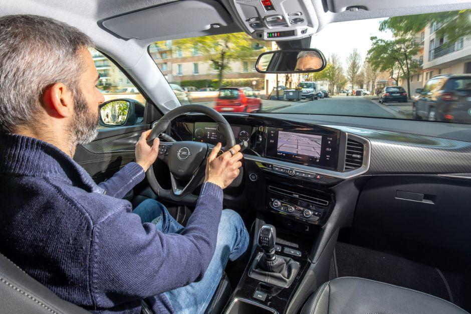 Essai Opel Mokka (2021). Le Nissan Juke dans le viseur ...
