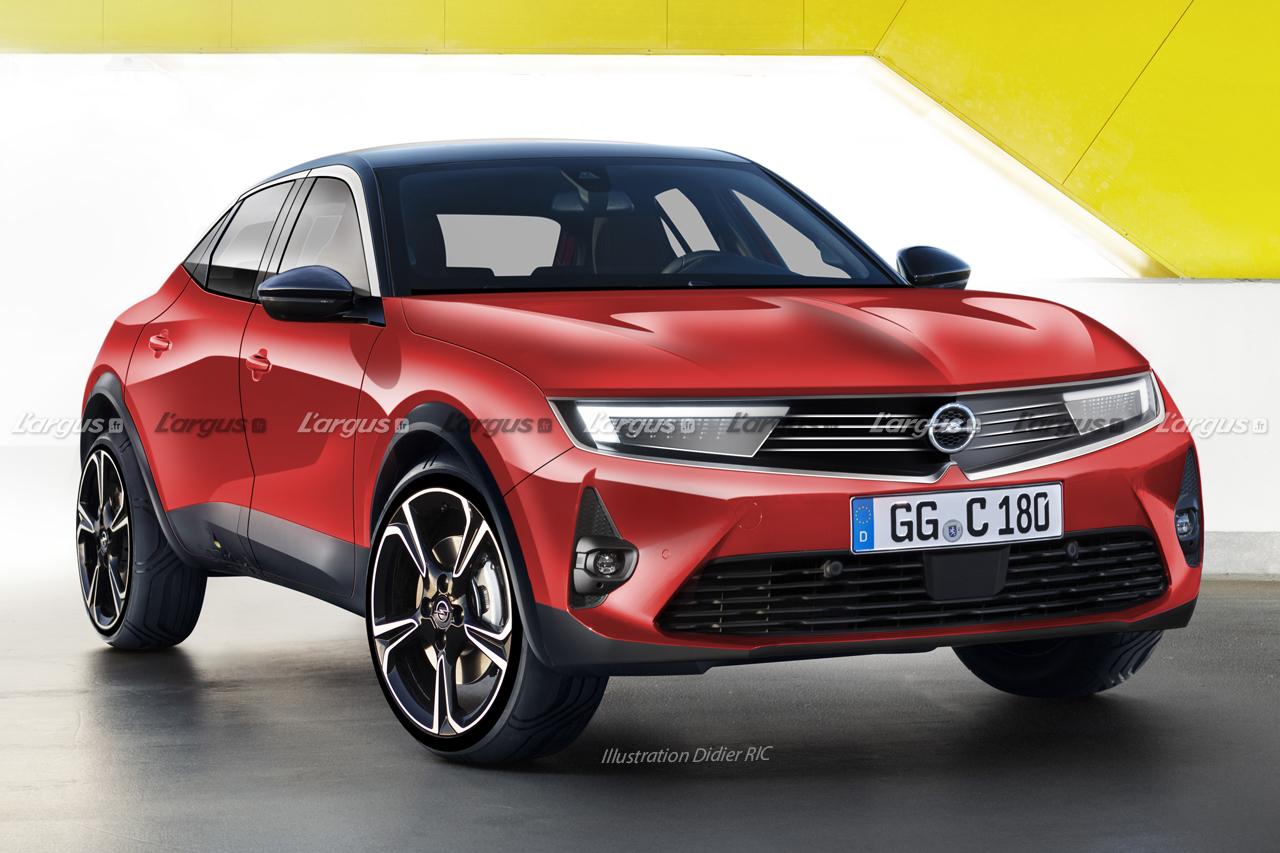 Opel Mokka 2021 Decouvrez Le Cousin Technique Du Ds3 Crossback