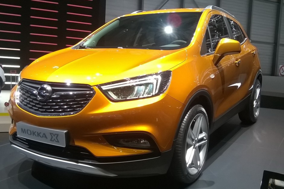 opel mokka x 2016 ne l 39 appelez plus mokka photo 4 l 39 argus. Black Bedroom Furniture Sets. Home Design Ideas