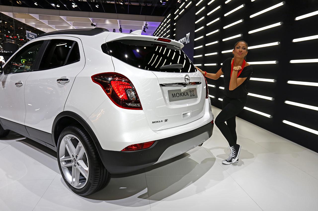 Opel Mokka X 2016 Ne L Appelez Plus Mokka Photo 8