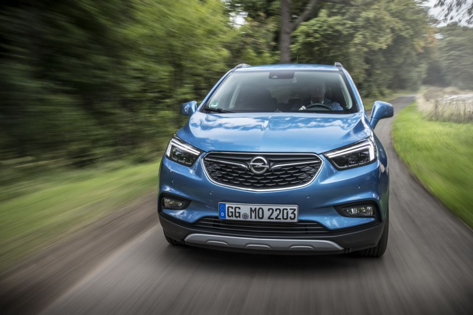 opel mokka x midnight edition nouvelle s rie sp ciale au catalogue photo 1 l 39 argus. Black Bedroom Furniture Sets. Home Design Ideas