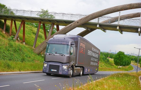Renault Trucks Optifuel : maintenant et demain