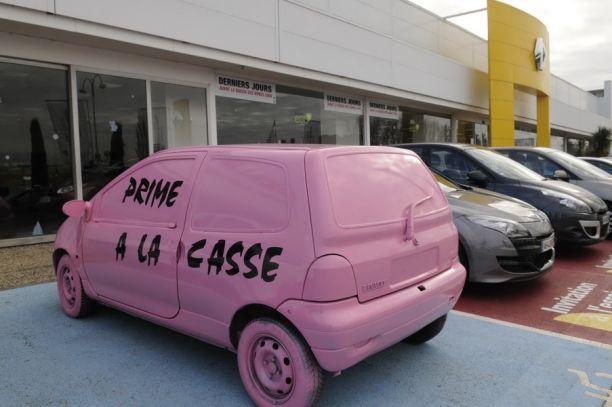 Nouvelle Prime A La Casse Pour Les Occasions A Partir De 2006 L