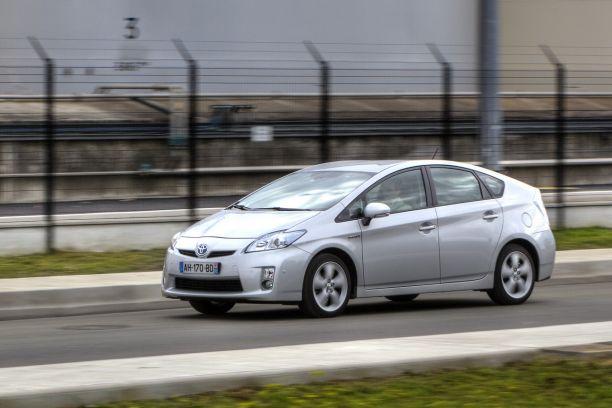 Toyota Prius 3 Et Prius Risque De Faiblesse Du Joint De