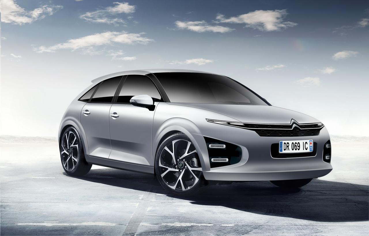 Citroën Carrosseries Et 2020 C4 Électrique Un Iii Trois Modèle zpIn6zr