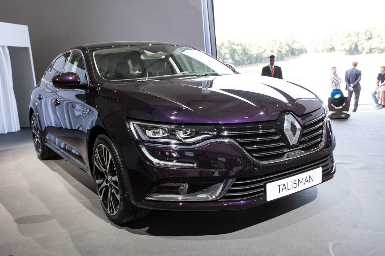 renault talisman 2015 toute la gamme en d tails photo 35 l 39 argus. Black Bedroom Furniture Sets. Home Design Ideas