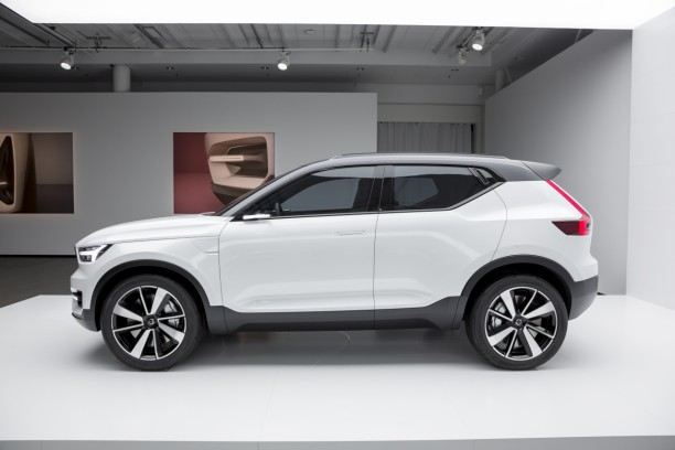 volvo xc40 premier teaser l 39 argus. Black Bedroom Furniture Sets. Home Design Ideas