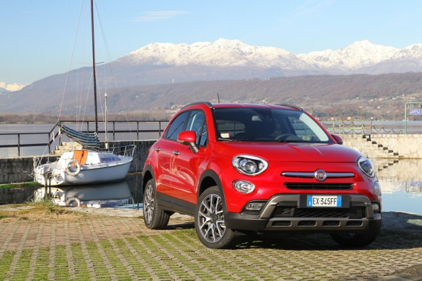 fiat 500 x la boite automatique 9 rapports disponible. Black Bedroom Furniture Sets. Home Design Ideas