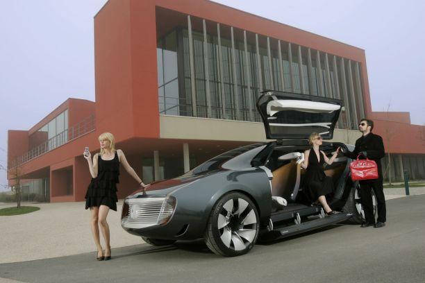 Renault Ondelios Concept Car Balade Runner Largus