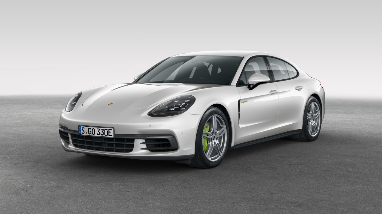 porsche panamera 4 e hybrid premi res photos avant le mondial 2016 l 39 argus. Black Bedroom Furniture Sets. Home Design Ideas