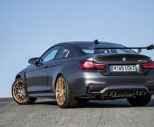 BMW M4 GTS : la plus extr�me des M4