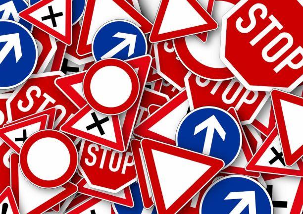 Code De La Route Les Panneaux A Connaitre