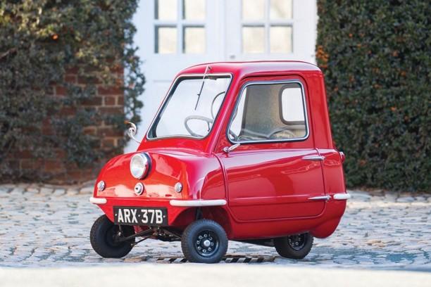 Préférence Plus de 150 000 euros pour la plus petite voiture du monde - L'argus DP51