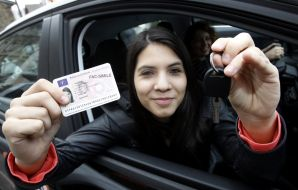 permis de conduire inscriptions