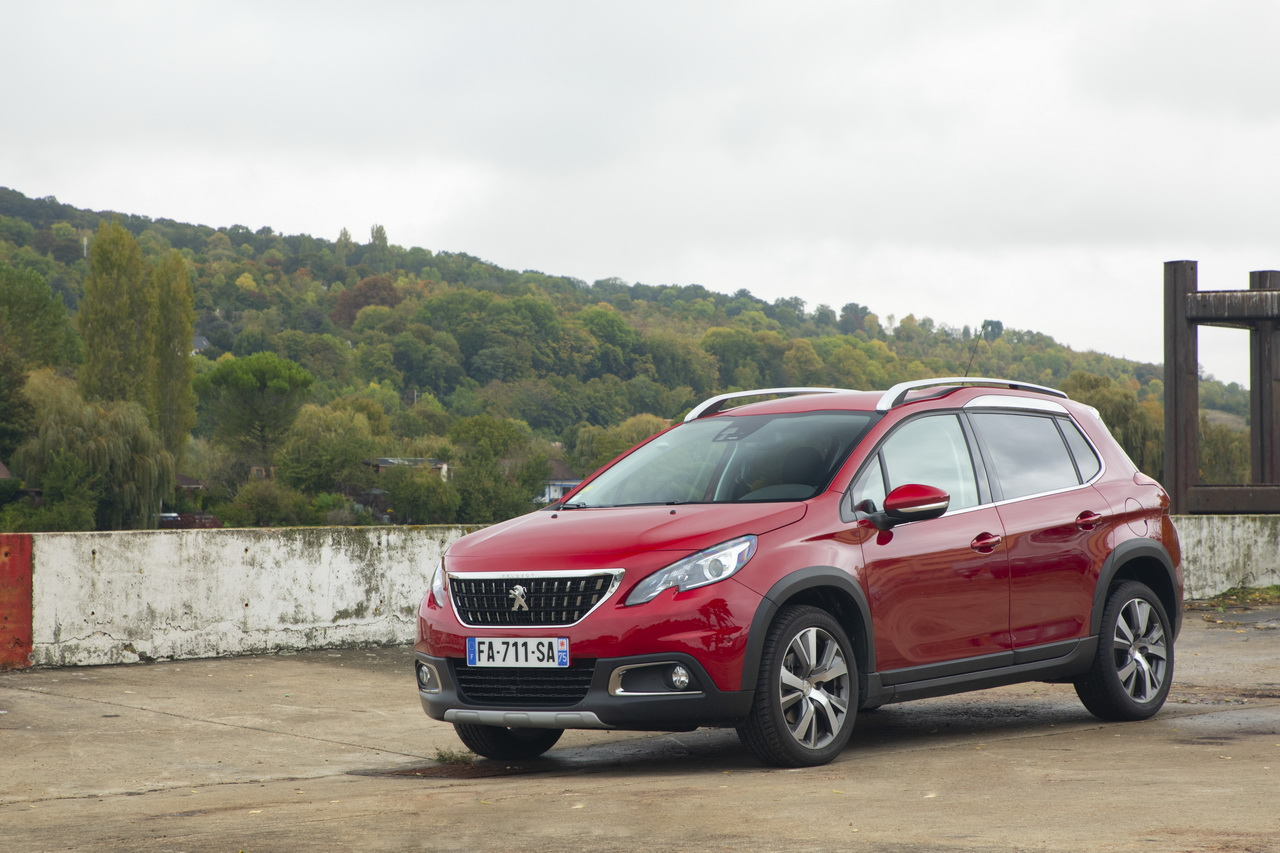 Peugeot 2008 1 Vs 2008 2   Ce Qui Change En 10 Points