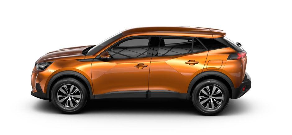 2021 - [Hyundai] Pickup  Peugeot-2008-active-20203