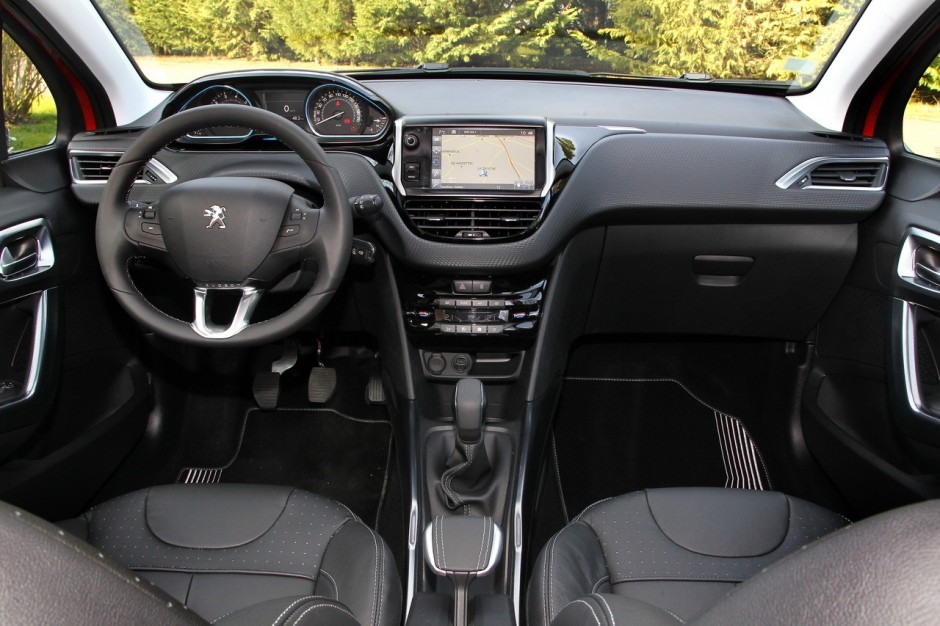 essai peugeot 2008 1 2 puretech 110 le bon choix photo 27 l 39 argus. Black Bedroom Furniture Sets. Home Design Ideas