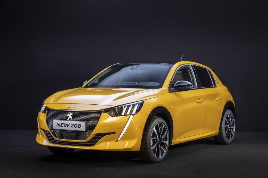 En images. La nouvelle Peugeot 208 dans le détail - 208 GT ...