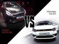 208 GTi 30th vs Polo GTi : le premier match en vidéo !
