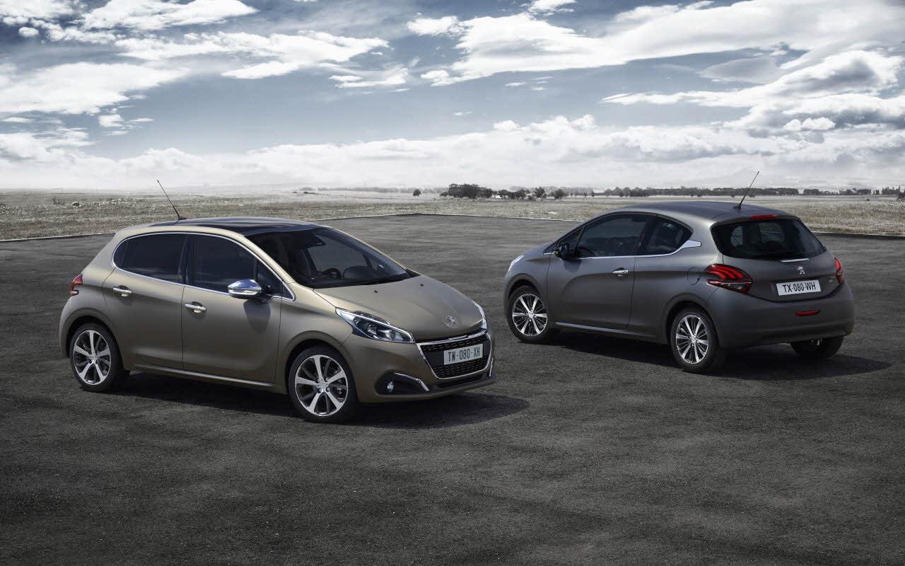 Prix Nouvelle Peugeot Tous Les Tarifs Et équipements Largus - Prix peugeot 208 neuve essence 5 portes