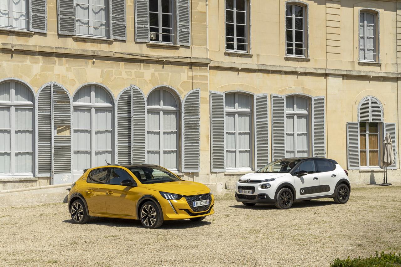 2019 - [Peugeot] 208 II (P21) - Page 13 Peugeot-208-vs-citroen-c3-01