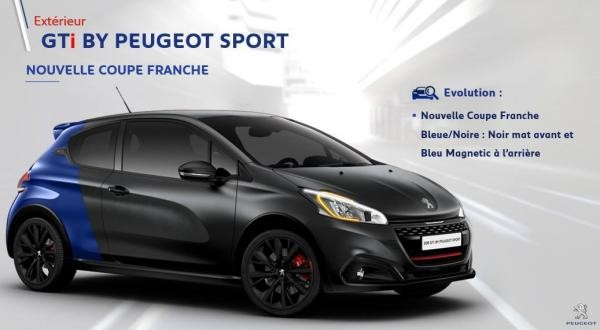 peugeot 208 prix et nouvelle gamme en f vrier 2017 photo 8 l 39 argus. Black Bedroom Furniture Sets. Home Design Ideas