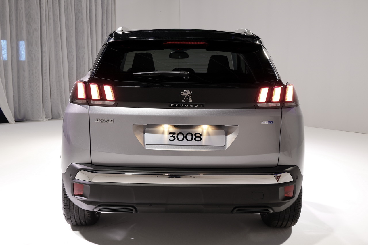 peugeot 3008 ii montez d j bord du nouveau suv peugeot photo 9 l 39 argus. Black Bedroom Furniture Sets. Home Design Ideas