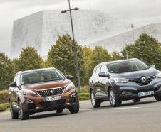 Disponible depuis octobre 2016, le Peugeot 3008 2 fait face au Renault Kadjar. Qui gagne ?