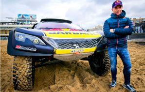 peugeot 3008 Loeb Dakar