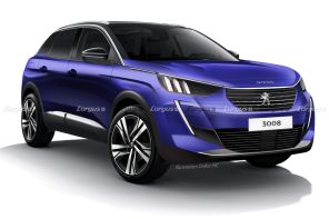 peugeot 3008 restyle 2020