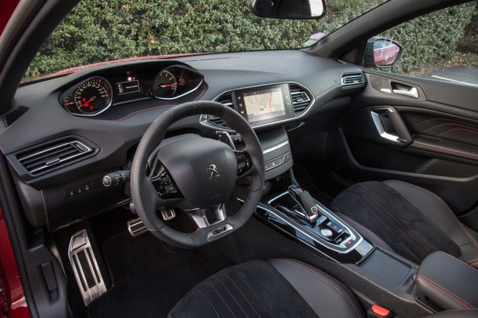 essai peugeot 308 gt puretech 225 notre avis sur la nouvelle 308 gt photo 18 l 39 argus. Black Bedroom Furniture Sets. Home Design Ideas