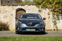 Renault Mégane Estate (2017)