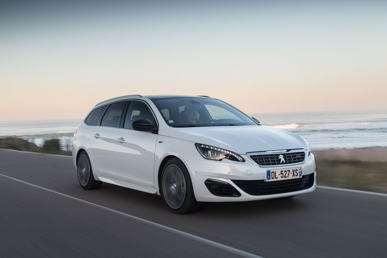 essai peugeot 308 sw gt thp 205 le break plaisir photo 2 l 39 argus. Black Bedroom Furniture Sets. Home Design Ideas