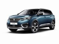 Peugeot 5008 2 (2017) : les photos officielles du SUV 7 places