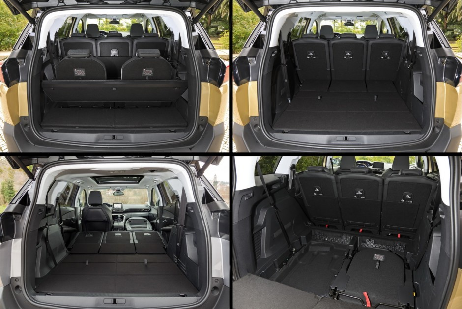 nos essais du nouveau peugeot 5008 en 30 images photo 23 l 39 argus. Black Bedroom Furniture Sets. Home Design Ideas