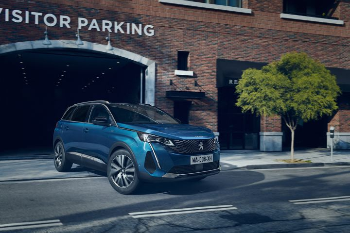 2020 - [Peugeot] 5008 II restylé - Page 2 Peugeot-5008-restylage-2020-2