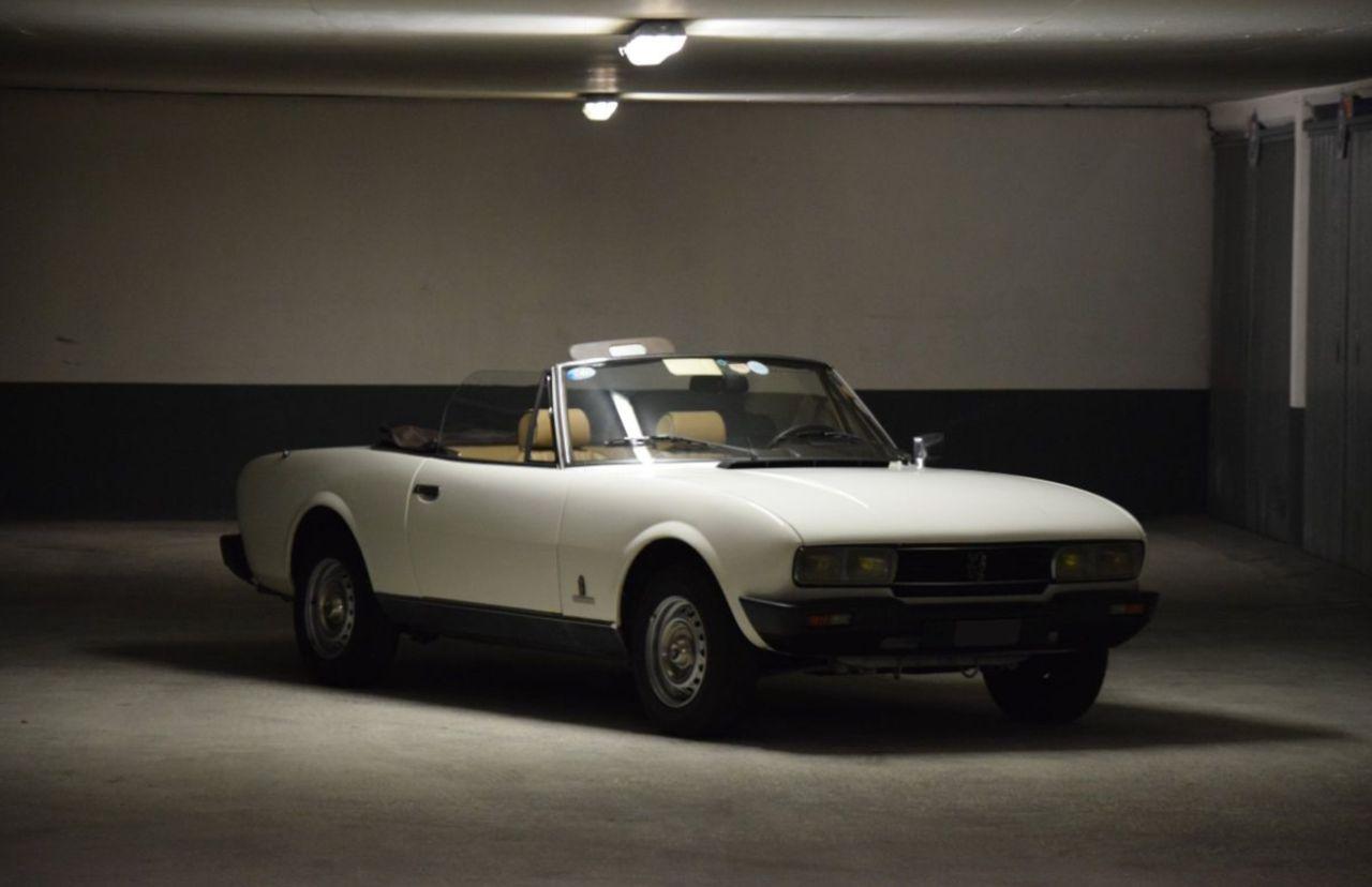 vente artcurial monaco 2017 le top 25 des cabriolets aux ench res peugeot 504 cabriolet 2l. Black Bedroom Furniture Sets. Home Design Ideas