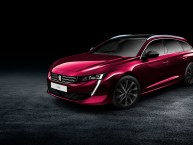 Peugeot 508 SW (2018) : le futur break Peugeot en images