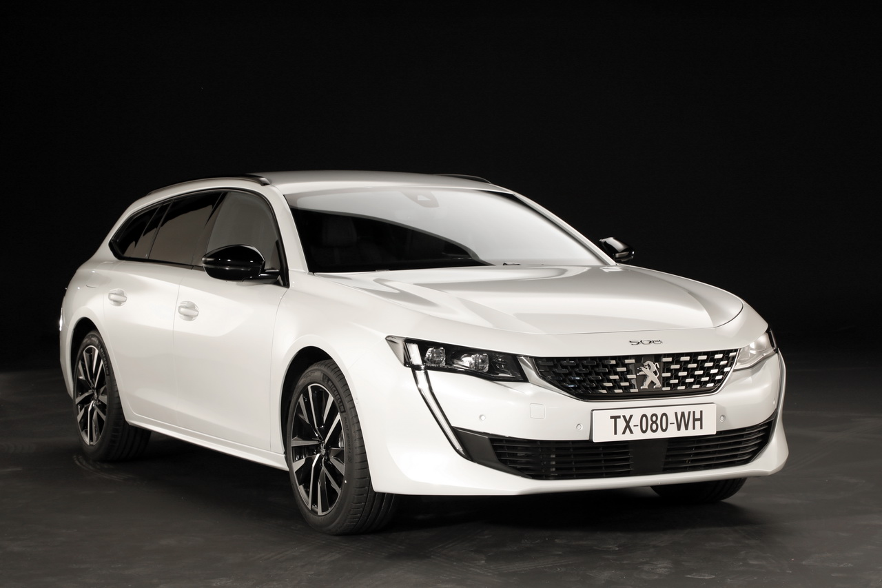 Peugeot 508 Sw 2018 Our Impressions Aboard The New 508 Station Car