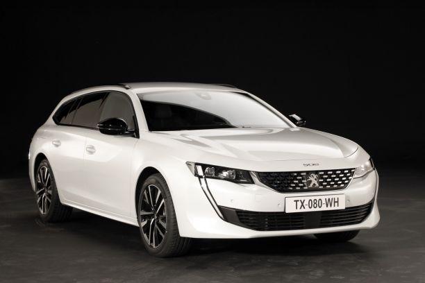 Peugeot 508 Sw 2018 Nos Impressions A Bord De La Nouvelle 508