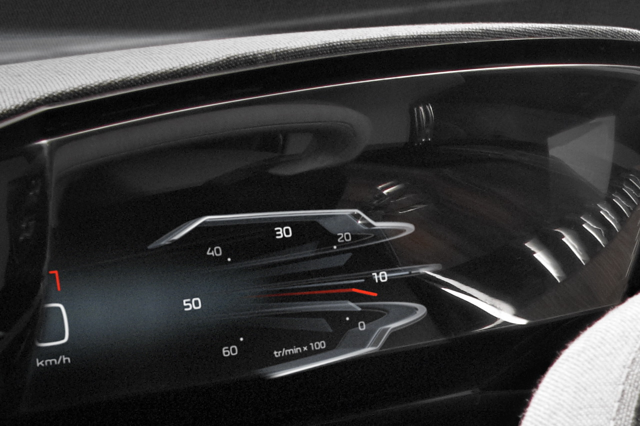 peugeot exalt concept 2014 les photos du prototype hybride de 340 ch l 39 argus. Black Bedroom Furniture Sets. Home Design Ideas