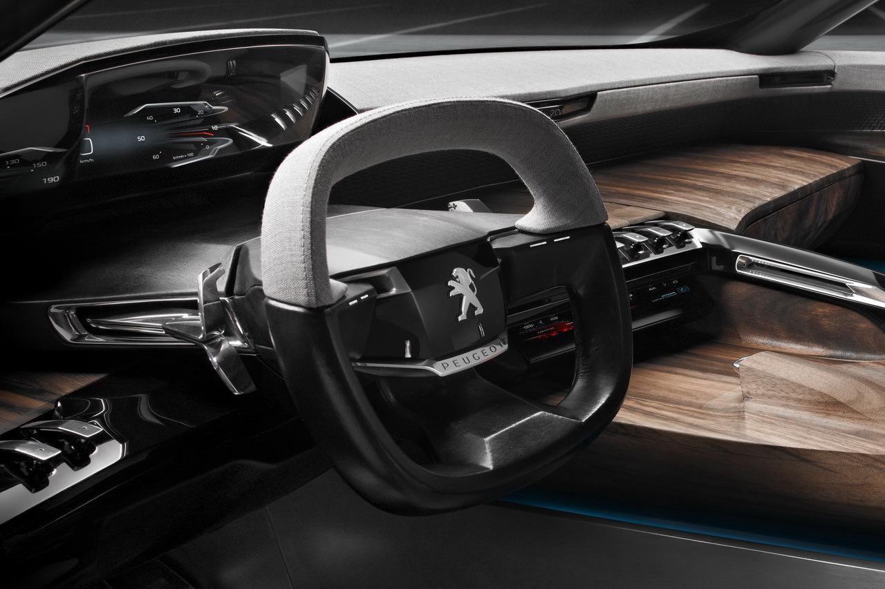 Peugeot Exalt La Rempla 231 Ante De La Peugeot 508 Monte En
