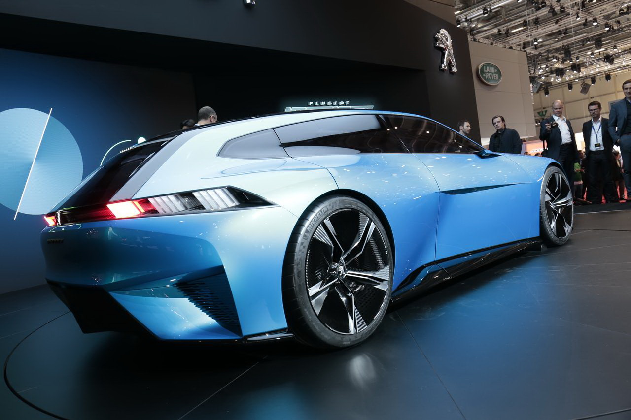 Les meilleurs concept cars du salon de gen ve 2017 for Salon de l auto geneve tarif