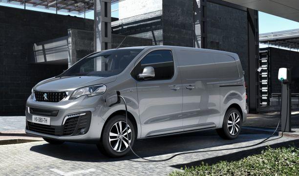 Peugeot E Expert Et Opel Vivaro E 2020 Les Utilitaires Sous Tension