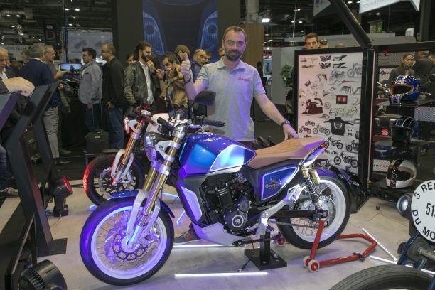 peugeot concept p2x le retour de la moto chez peugeot l 39 argus. Black Bedroom Furniture Sets. Home Design Ideas