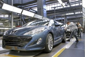 Arrêt de la production du Peugeot RCZ en septembre 2015